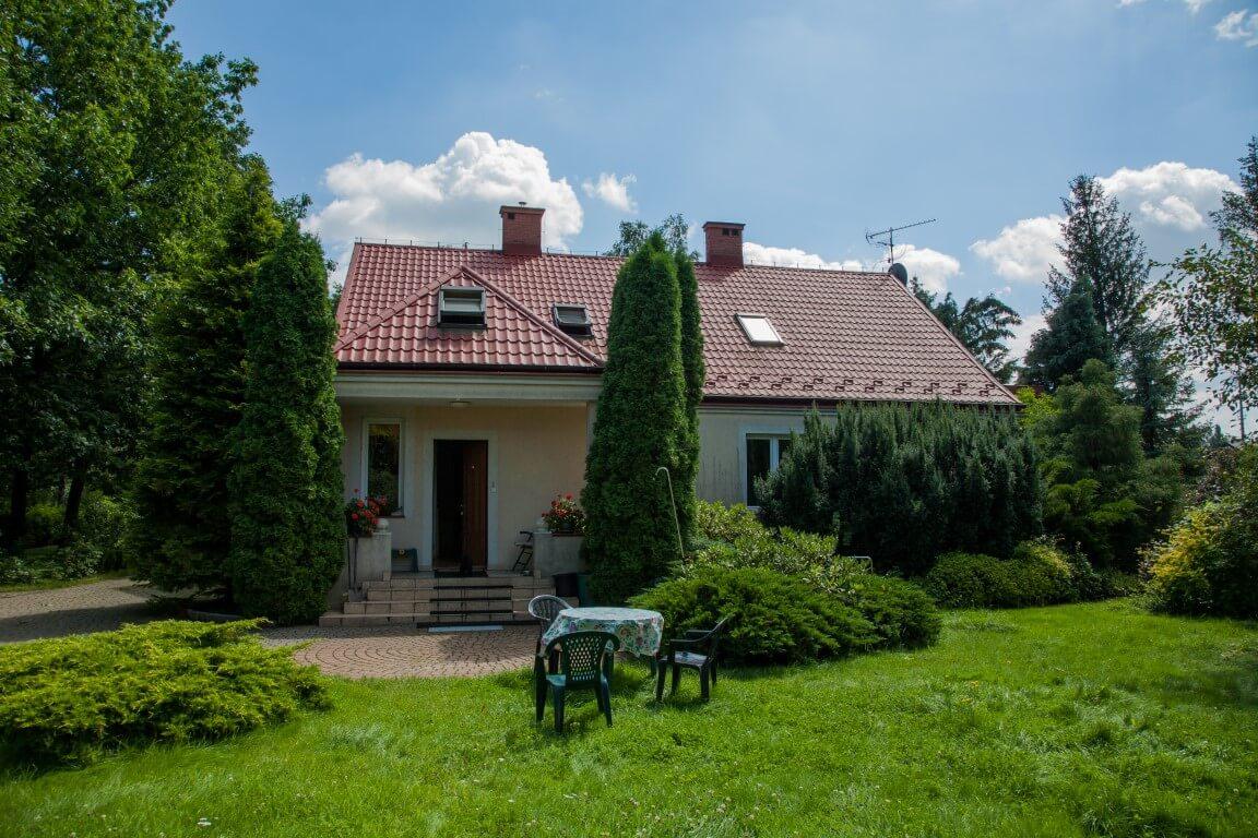 Historyczny dom, Osiedlowa 17