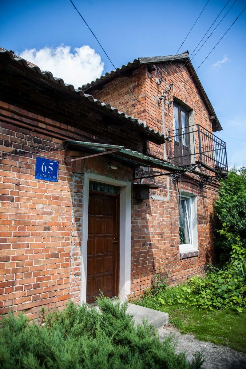 Historyczny dom, Osiedlowa 65