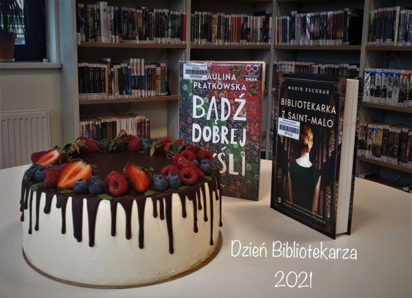 Dzień Bibliotekarza w Bibliotece Głównej w Piasecznie