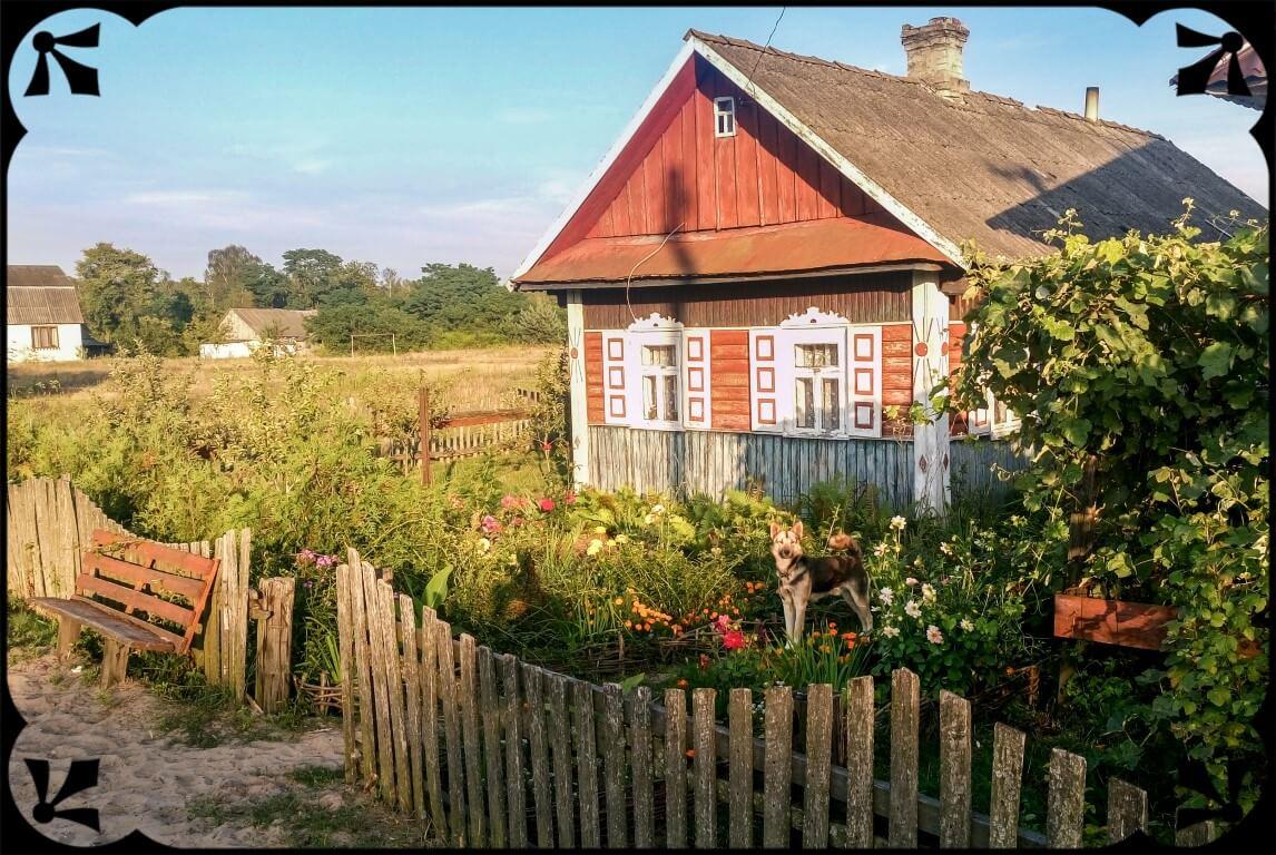 Ukraina wieś, fot.Piotr Michalski