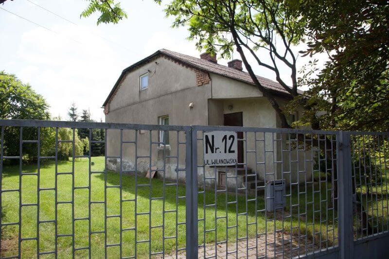 Historyczny dom, Wilanowska 12