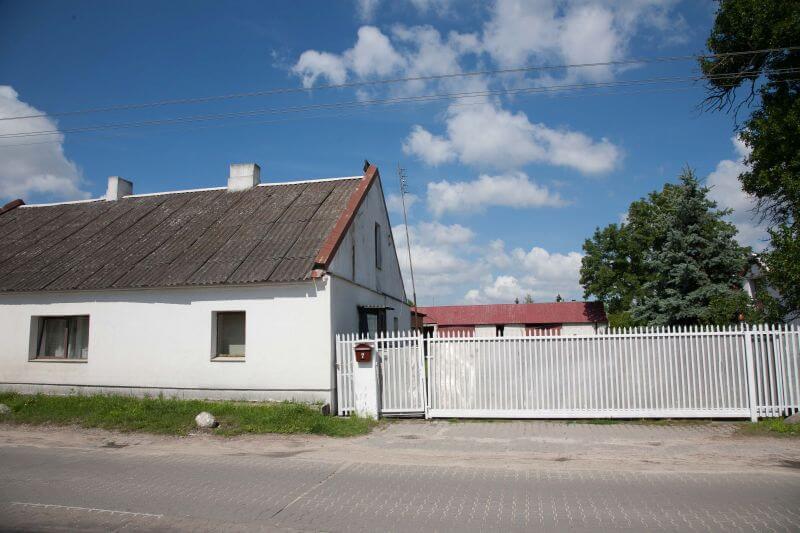 Historyczny dom, Wilanowska 7