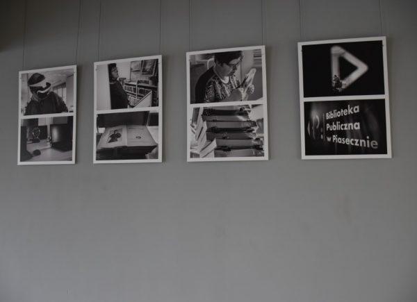 "Wystawa ""Biblioteka wpandemii"""