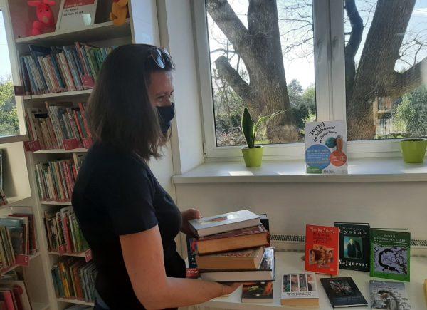 Eko bookcrossing wZłotokłosie