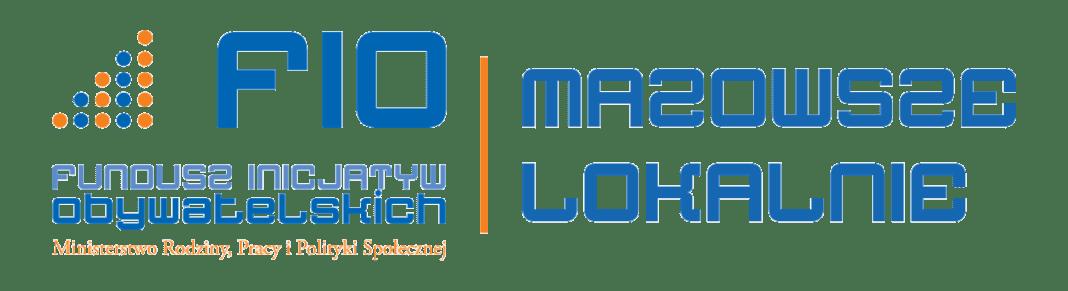 Logotyp FIO Fundusz Inicjatyw Lokalnych Mazowsze Lokalnie