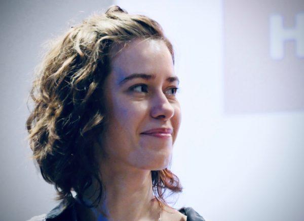 Natalia Roicka zMazowieckiego Instytutu Kultury