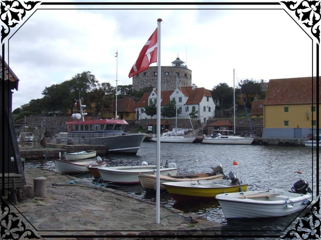 Dania, Wyspa Christiansø