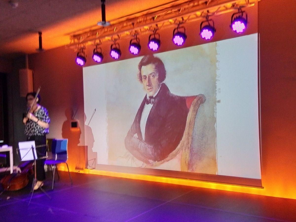 Opowieści oFryderyku Chopinie