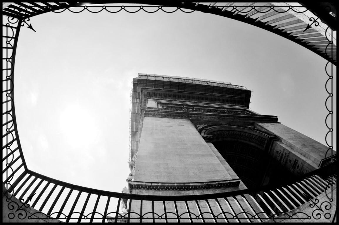 Paryż, architektura miejska, fot.Piotr Michalski
