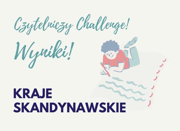 Wyniki konkursu Czytelniczy Challenge - czerwiec