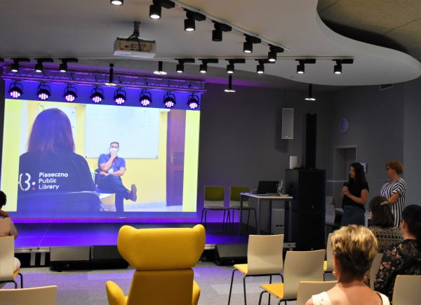 Podsumowanie wyjazdu pracowników naMaltę dzięki programowi POWER wformie prezentacji