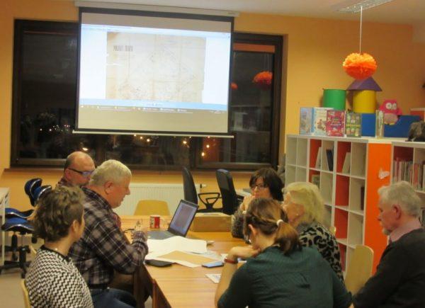 Spotkania z projektu Józefosław i Julianów w poszukiwaniu tożsamości