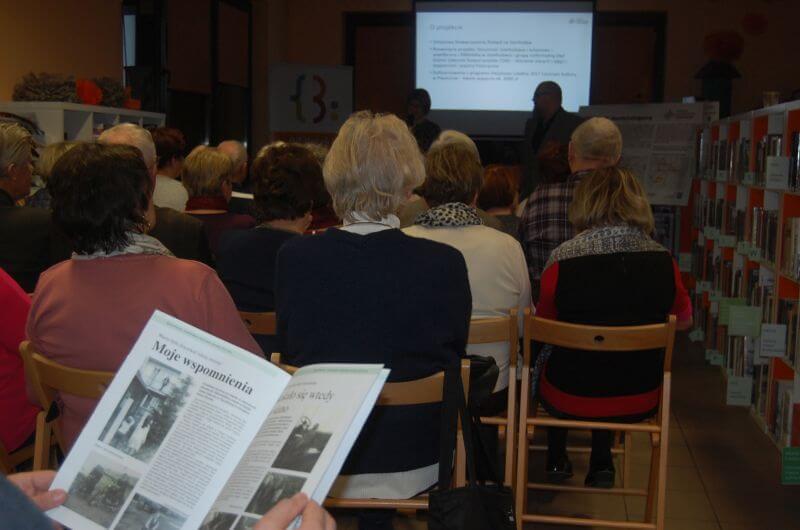 Spotkanie podsumowujące projekt Ścieżka Historyczna Józefosławia