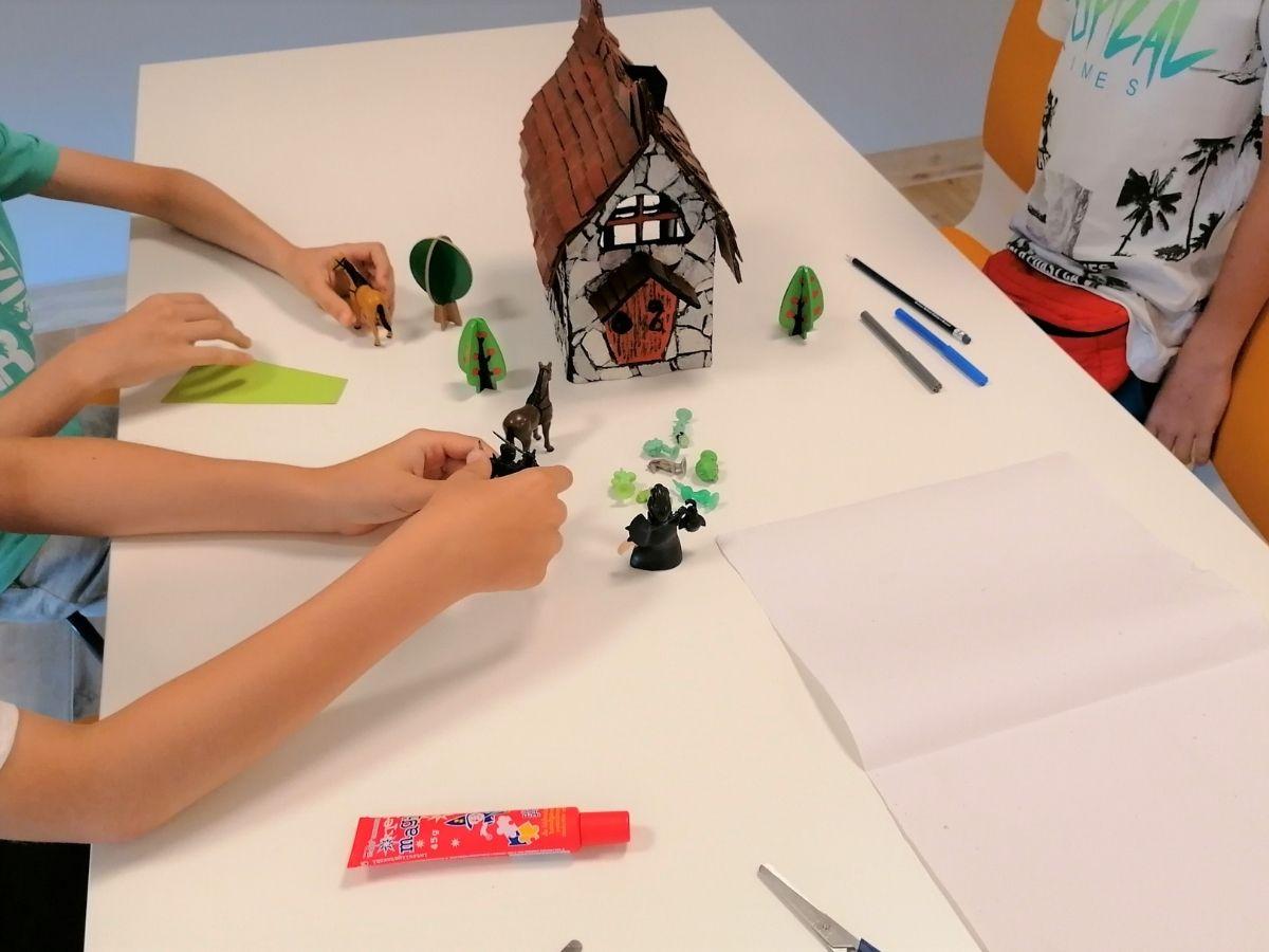 Warsztaty tworzenia animacji poklatkowej