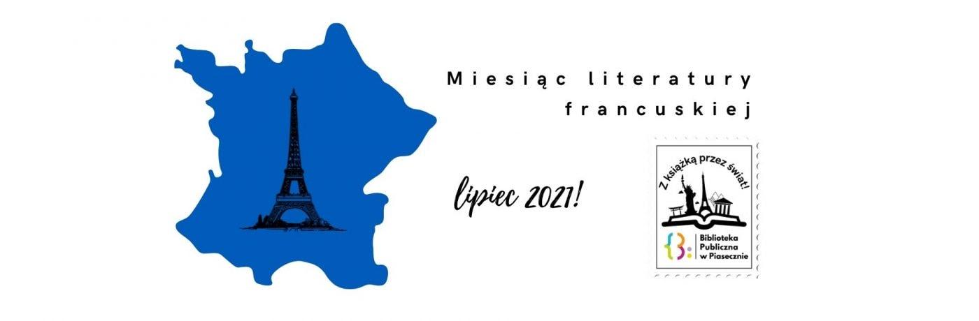 Z książką przez świat miesiąc francuski