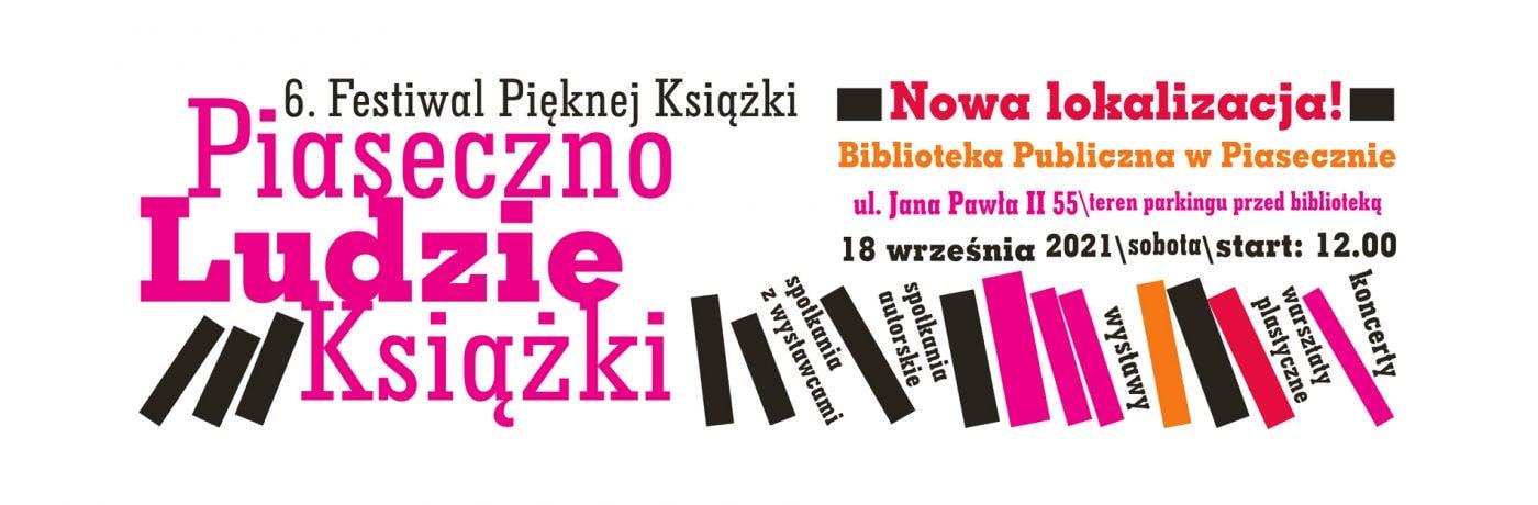 6.Festiwal Pięknej Książki w Piasecznie