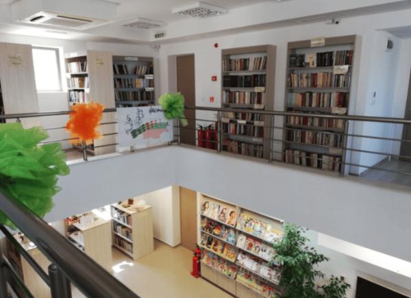 Biblioteka w Obzorze