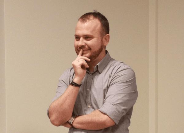 Portret Wojciecha Chmielarza