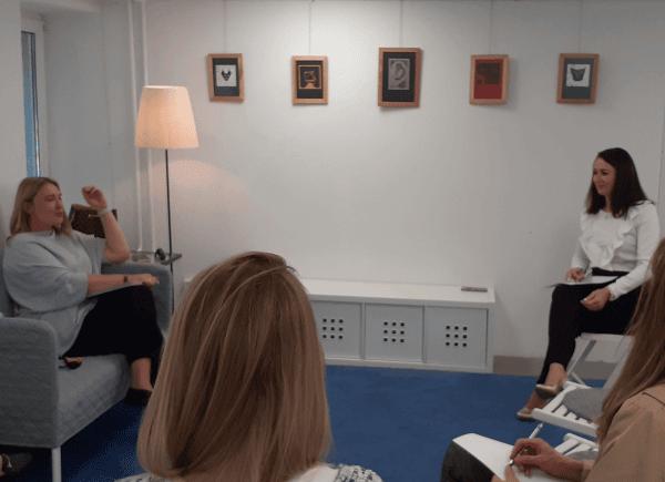 Spotkanie Klubu Przedsiębiorczych Mam