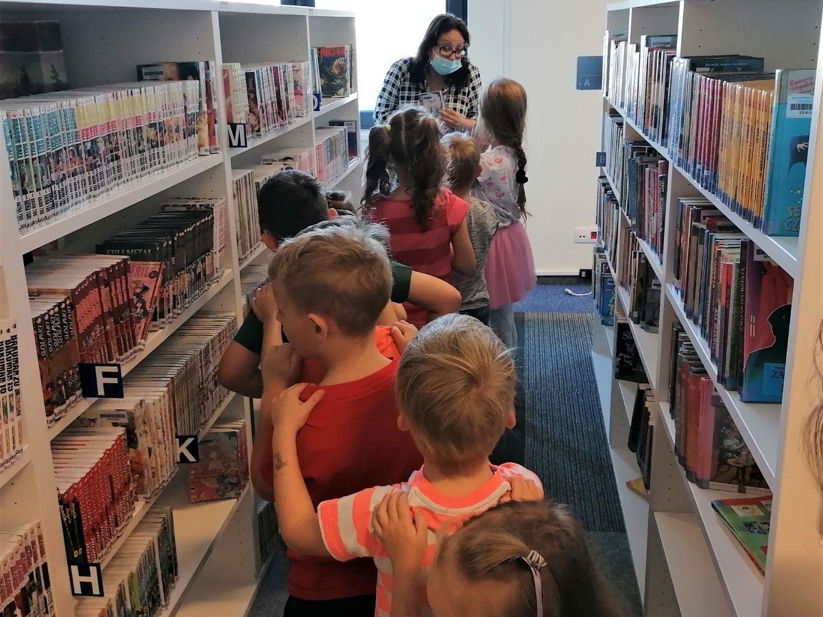 Biblioteczna wycieczka