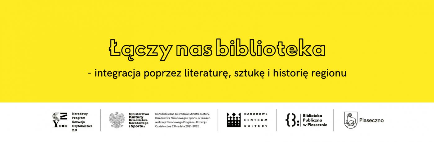 Łaczy nas biblioteka - projekt BLISKO