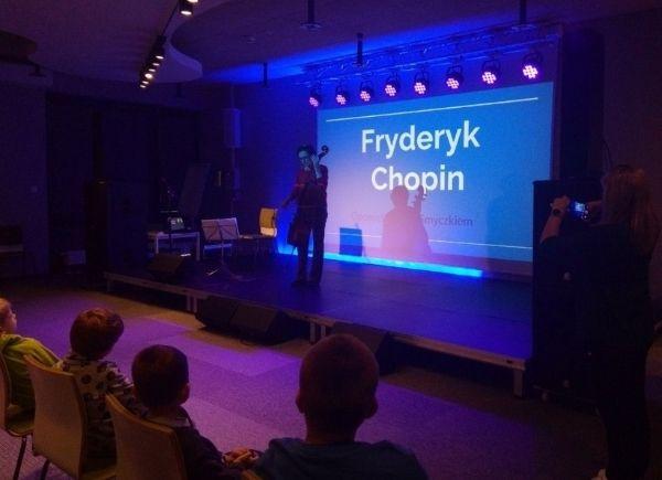 Opowieści snute smyczkiem – Opowieści o Fryderyku Chopinie
