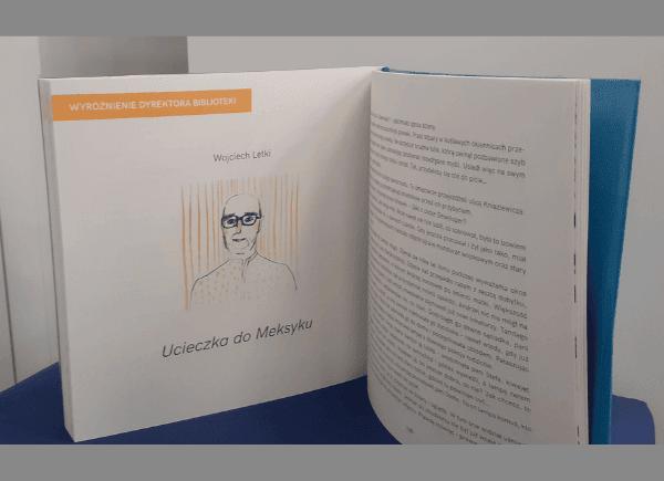 Opowiadania (bibliotecznym) słowem pisane